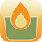Candle Pod website App icon 60 x 60