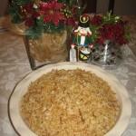 Cracked Wheat Bulgur Pilaf Recipe