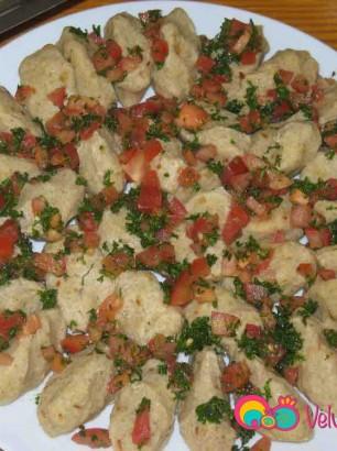 Lentils Kufteh or Kibbeh Recipe