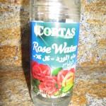 Rose Water.