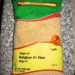 Fine Bulgur #1