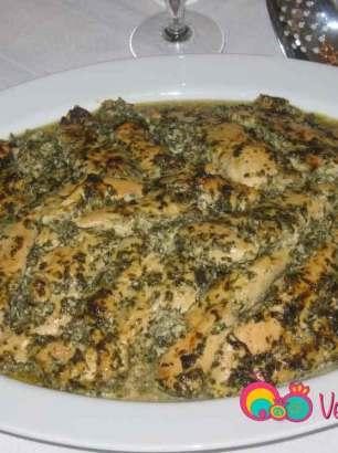 Chicken Cilantro!
