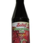 Pomegranate paste or molasses.