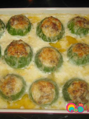 Zucchini gratin fit for any occasion!